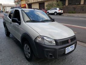 Fiat Strada Hard Working Cabine Dupla 1.4 Evo Flex, Qah7790