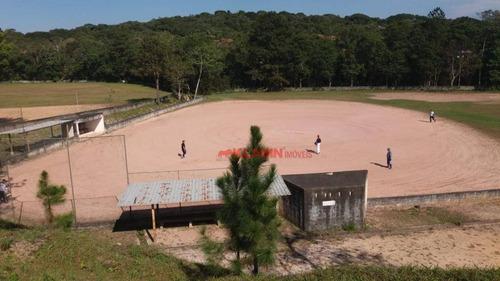 Terreno À Venda, 100000 M² Por R$ 550.000,00 - Colônia (zona Sul) - São Paulo/sp - Te0123