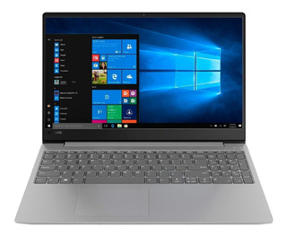 Notebook Lenovo Ryzen 5 8gb Ram 256gb Ssd Win10 15,6