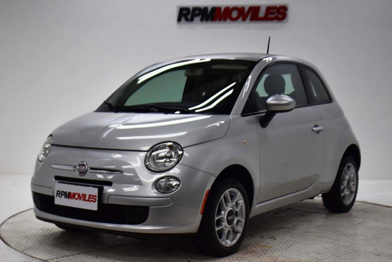 Fiat 500 1.4 Cult Mt 2012 Rpm Moviles
