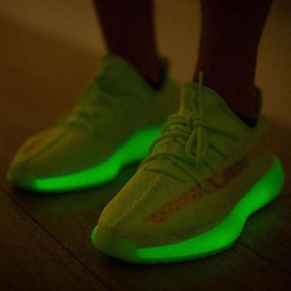Yeezy 350 Static Glow
