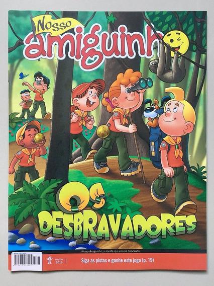 Lote 04 - 40 Revistas Nosso Amiguinho - Os Desbravadore4