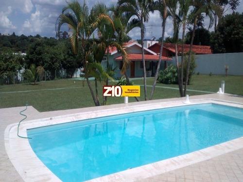 Chácara Venda Indaiatuba / Sp  -  At 3.000m²  - Vale Das Laranjeiras -  Z10 Negócios Imobiliários - Ch01609 - 4281082
