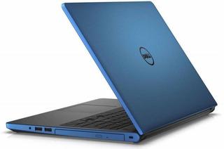 Laptop Dell Core I5-8250u 16gb Optane 4gb R 2tb Blue Tv 4gb