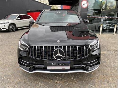 Imagem 1 de 11 de Mercedes Benz Glc-43  Amg Coupe 3.0 V6 Bi-tb 367cv Aut. Gas