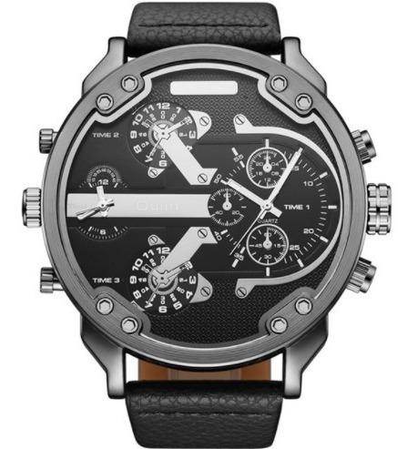 Relógio Masculino De Pulso Oulm - Ppqeu5uep