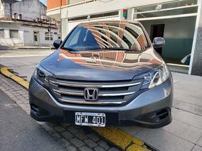Honda Cr-v 2.4 Lx 2wd 185cv At C/ A.p.s. Y Cuero