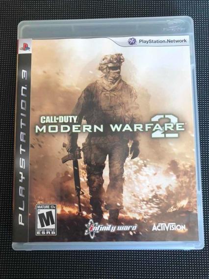 Call Of Dutty - Modern Warfare 2 - Ps3