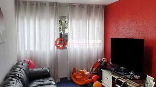 Imagem 1 de 7 de Apartamento 1 Dorm - R$ 270.000,00 - 44,40m² - Código: 9442 - V9442
