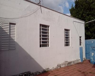 Aluga-se Fundos - Edícula - Pessoa Sozinha - Quarto, Sala, Cozinha E Banheiro. Jd. Santa Rosália - Ca00980 - 33337780