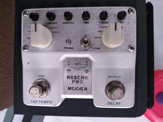 Delay Mooer Reeco Pro