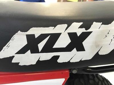 Honda Xlx - 250 R