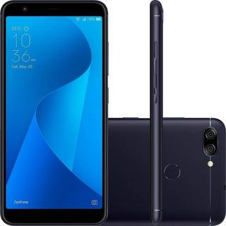 Celular Asus Zenfone Max Plus M1 32gb 4gb Tela 5.7 Black