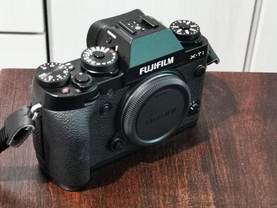 Câmera Fujifilm X-t1 - Impecável - Fujifilm Xt1