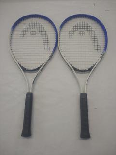 Raquete De Tênis O Par.