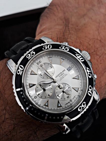 Relógio Montblanc Flyback