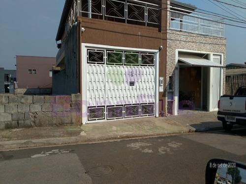 Imagem 1 de 13 de Casa Sobrado Para Venda, Jundiaí Mirim, Jundiaí. - Ca10671 - 69540831