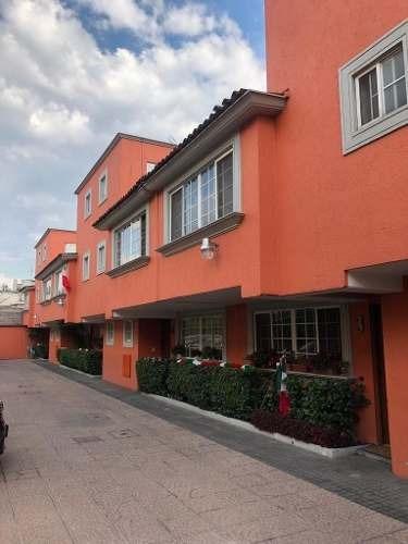Linda Casa En Condominio Horizontal -calle Cerrada