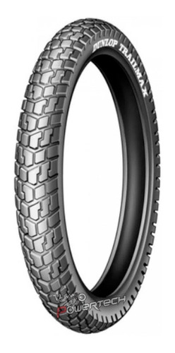 Cubierta Dunlop Trailmax On Road Trial 90 / 90 - 21