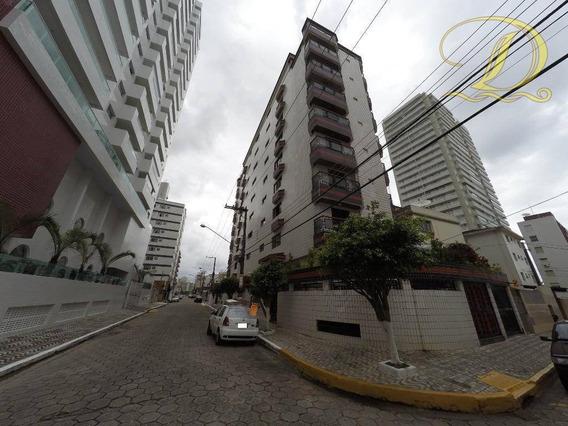 Apartamento Residencial À Venda, Campo Da Aviação, Praia Grande. - Ap1375