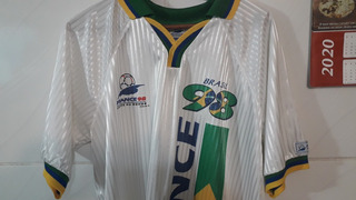 Camisas Do Brasil 1998