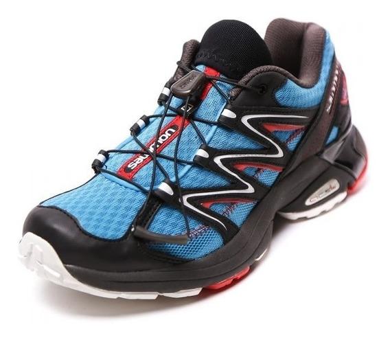 Salomon Zapatillas Mujer Trail Running Xt Weeze Cte/nja/neg