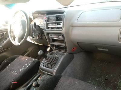 Sucata Chevrolet Tracker 2.0 16v 5p