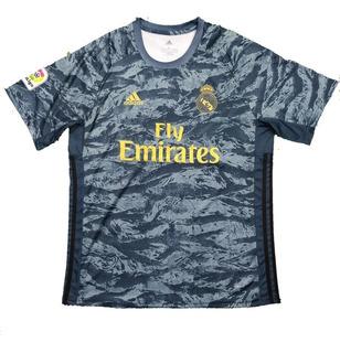 Camisa Real Madrid - Goleiro 19/20