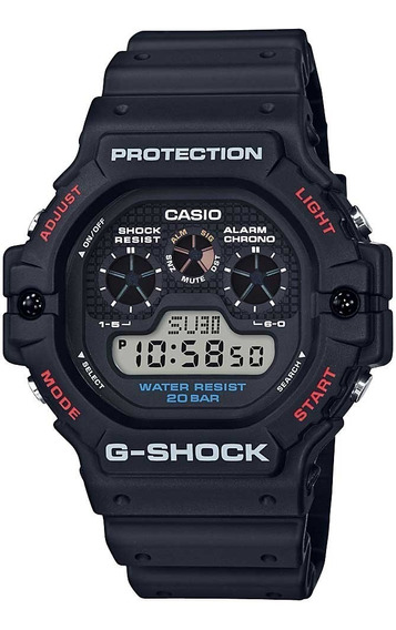 Relógio G-shock Dw-5900-1dr Revival