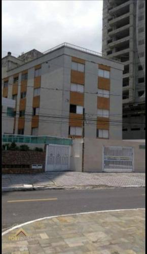 Imagem 1 de 12 de Apartamento Com 1 Dormitório À Venda, 50 M² Por R$ 140.000,00 - Maracanã - Praia Grande/sp - Ap2620