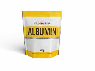 Albumina 500g Explode Nutrition