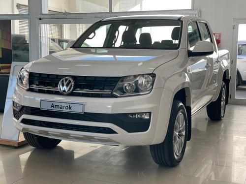 Volkswagen Amarok Comfortline 180cv At - Brian Avalos