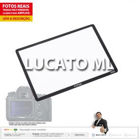 Protetor Lcd Vidro Para Dslr Canon Eos 60d Ap
