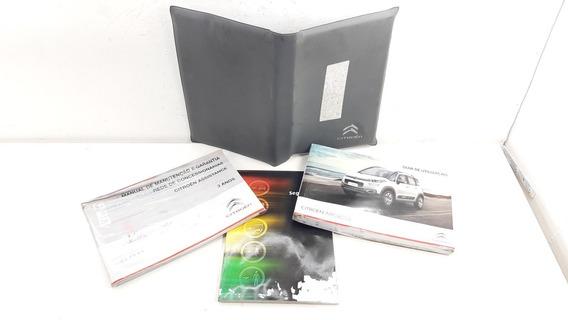 Manual Do Proprietário Citroen C3 Aircross Original