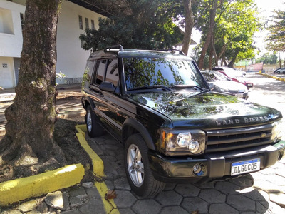 Linda Land Rover Discovery