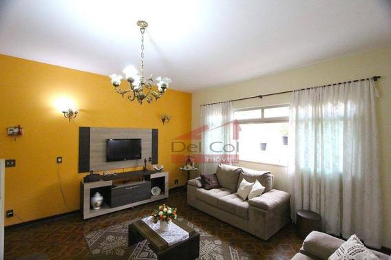 Casa Com 3 Dormitórios À Venda Por R$ 900.000 - Centro - Bragança Paulista/sp - Ca0185
