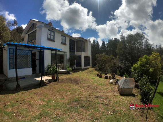 Arriendo Armoniosa Casa Via La Calera Mls 20-623