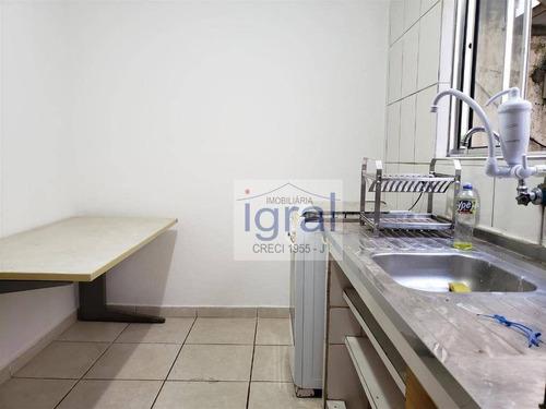 Imagem 1 de 6 de Casa Para Alugar, 30 M² Por R$ 1.300,00/mês - Jabaquara - São Paulo/sp - Ca0751