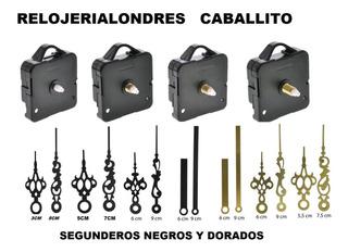 25 Máquinas Para Armar Hacer Relojes Artesanias Souvenirs