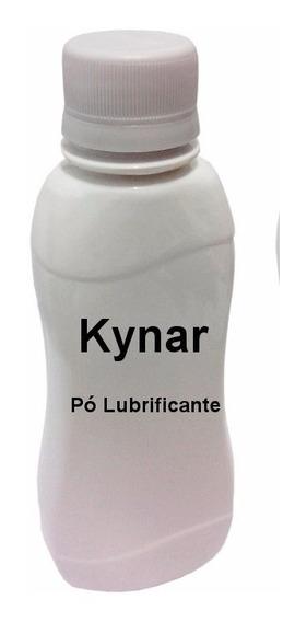 Pó Lubrificante Kynar Para Cilindro E Lâmina O Melhor