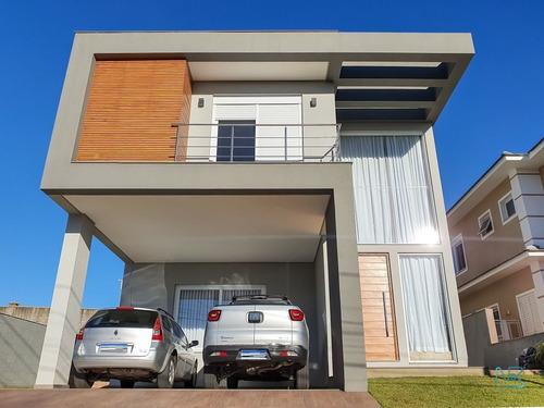 Imagem 1 de 18 de Casa Com 3 Dormitórios À Venda, 222 M² Por R$ 1.590.000,00 - Alphaville - Gravataí/rs - Ca2086