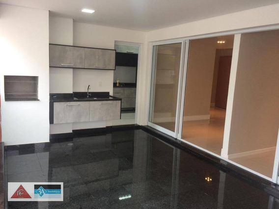 Apartamento Com 3 Dormitórios À Venda, 92 M² Por R$ 980.000 - Vila Regente Feijó - São Paulo/sp - Ap5803
