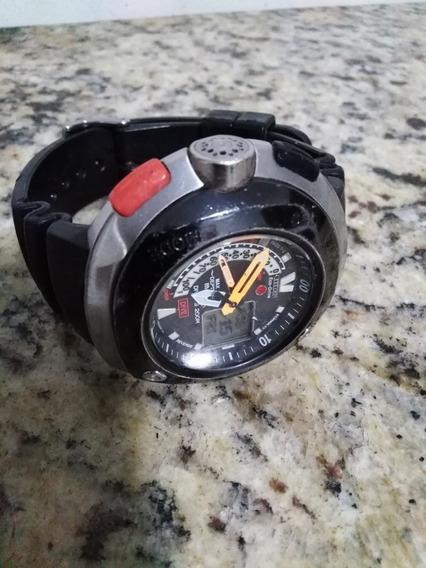 Relógio Citizen Eco Drive Profund Jv0020