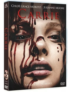 Carrie 2013 Julianne Moore, Chloë Grace Moretz, G. Wilde Dvd