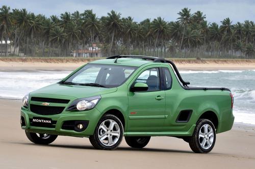 Peças Para Chevrolet Montana Todos Anos E Modelos - Sucata