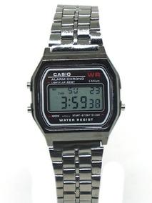 Relógio Casio Vintage Grafite