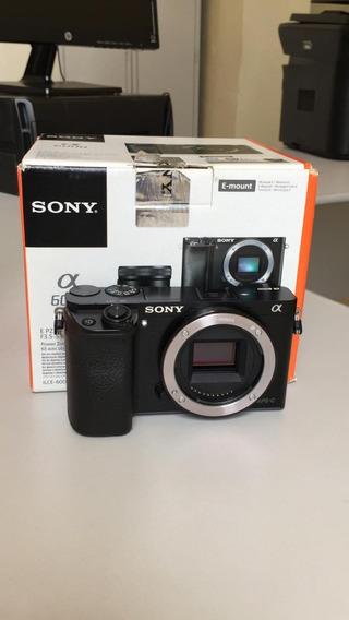 Camera Sony A6000 Só Corpo