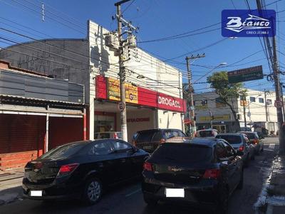 Salão Comercial - Gopoúva - Junto Do Padre Bento - Sl0103