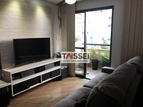 Apartamento Com 3 Dormitórios À Venda, 70 M² Por R$ 675.000,00 - Vila Monte Alegre - São Paulo/sp - Ap8306