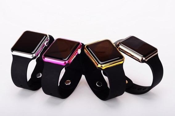 Relógio De Pulso Digital Led Feminino Masculino Barato